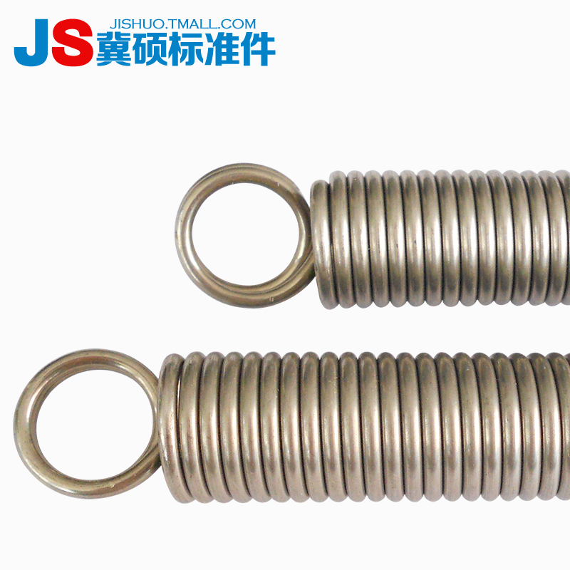 304 stainless steel tension spring tension spring with hook ...
