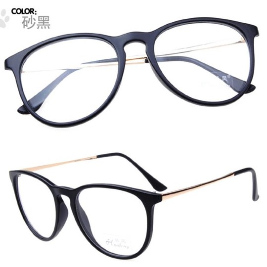 Sand black frame unbreakable weighing men women glasses