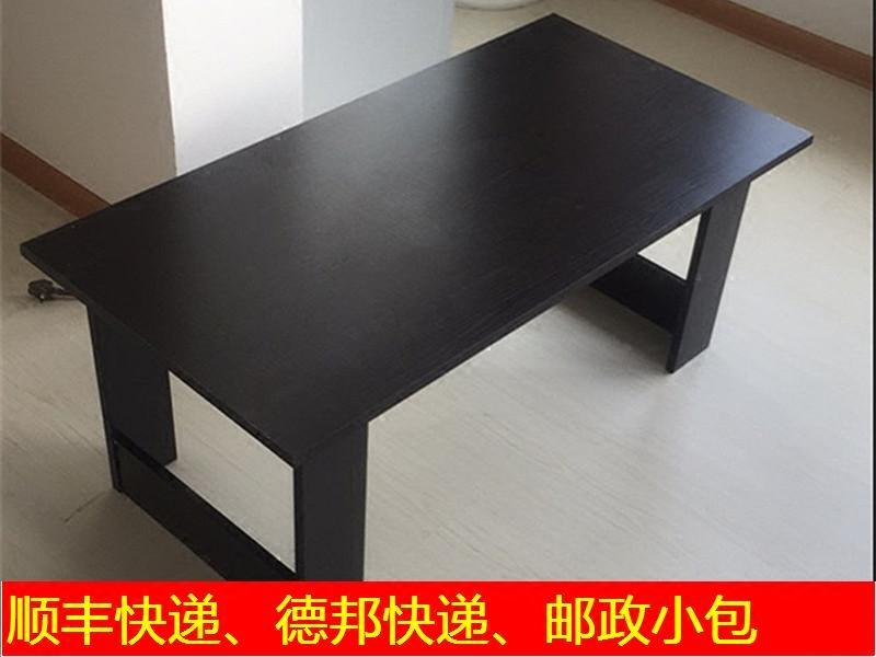 小茶几方形简约飘窗榻榻米桌小木桌子沙发边桌小户型矮桌方桌定做