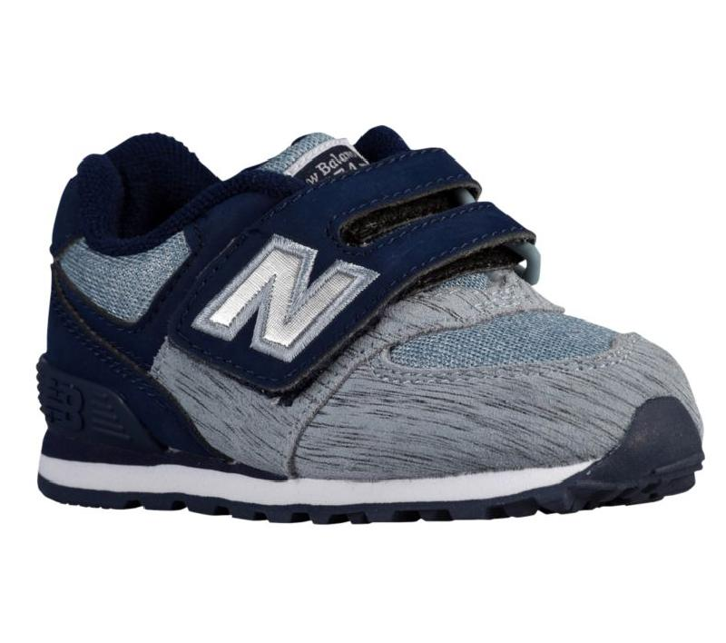 American direct mail NEW BALANCE/ New Balance E203Y Boys Shoes Velcro Running shoes 574 Classic Breathable
