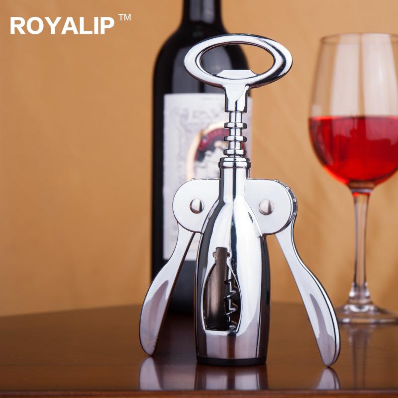 Đa mục đích wine bottle opener tiết kiệm lao động wine opener mở chai bia starter dual-sử dụng rượu vang bộ