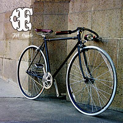 шоссейный велосипед Fit  27 WALKER Tweed Run 700c