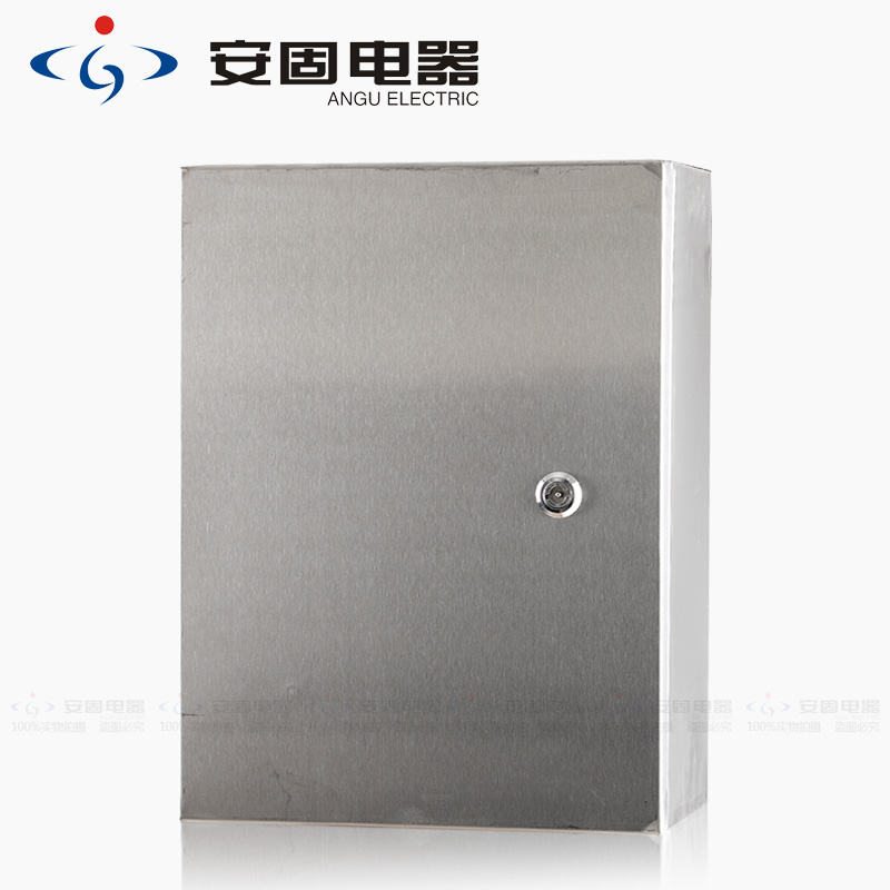 USD 41.16] Indoor stainless steel distribution box dustproof ...