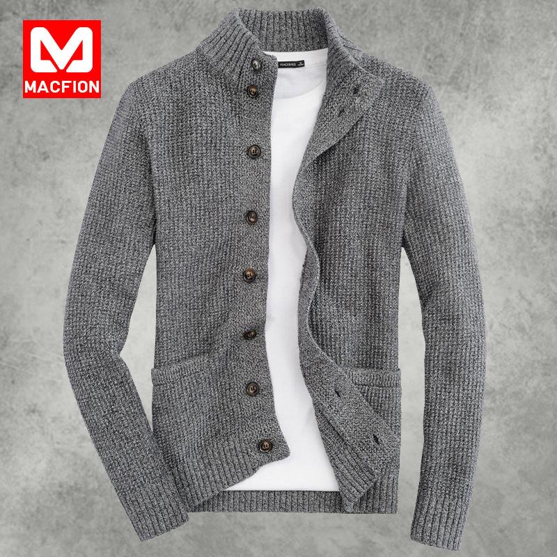春季英伦男装韩版修身毛衣薄款学生外套潮流青年V领开衫男针织衫