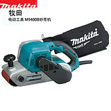 Makita Makita sanding machine M9400B 100MM high-power belt grinder polishing machine power tools