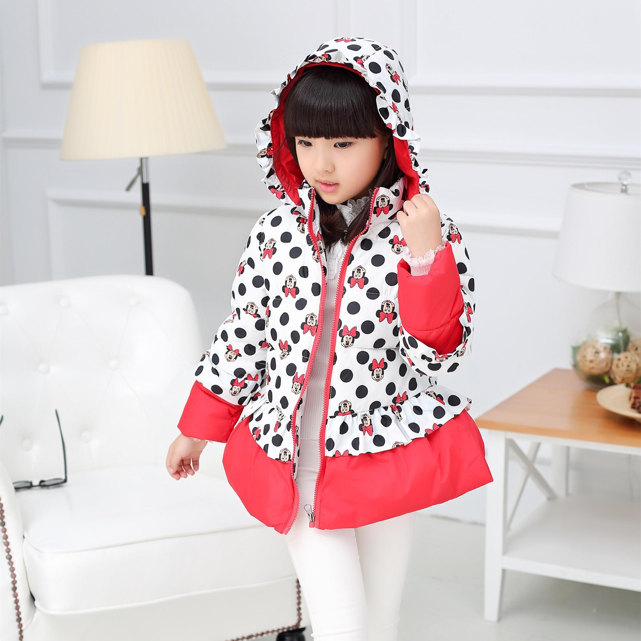 2015冬季拉链衫纯色时尚休闲男女儿童短款加厚棉衣服连帽棉袄外套