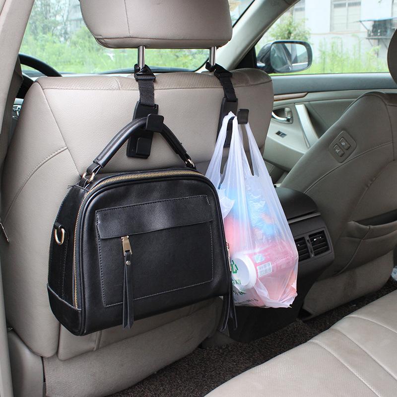 Phụ tùng ô tô sáng tạo xe móc lại đa chức năng phía sau chỗ ngồi lưu trữ ghế phía sau xe móc đồ trang sức nội thất