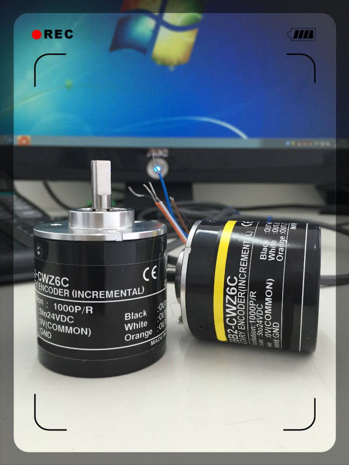 1000P/R 600P 2000P 360P 1024P 500P вращение фотоэлектрический кодирование устройство E6B2-CWZ6C