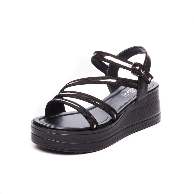 夏日凉鞋,小仙女可是要从头美到脚 服装 第9张