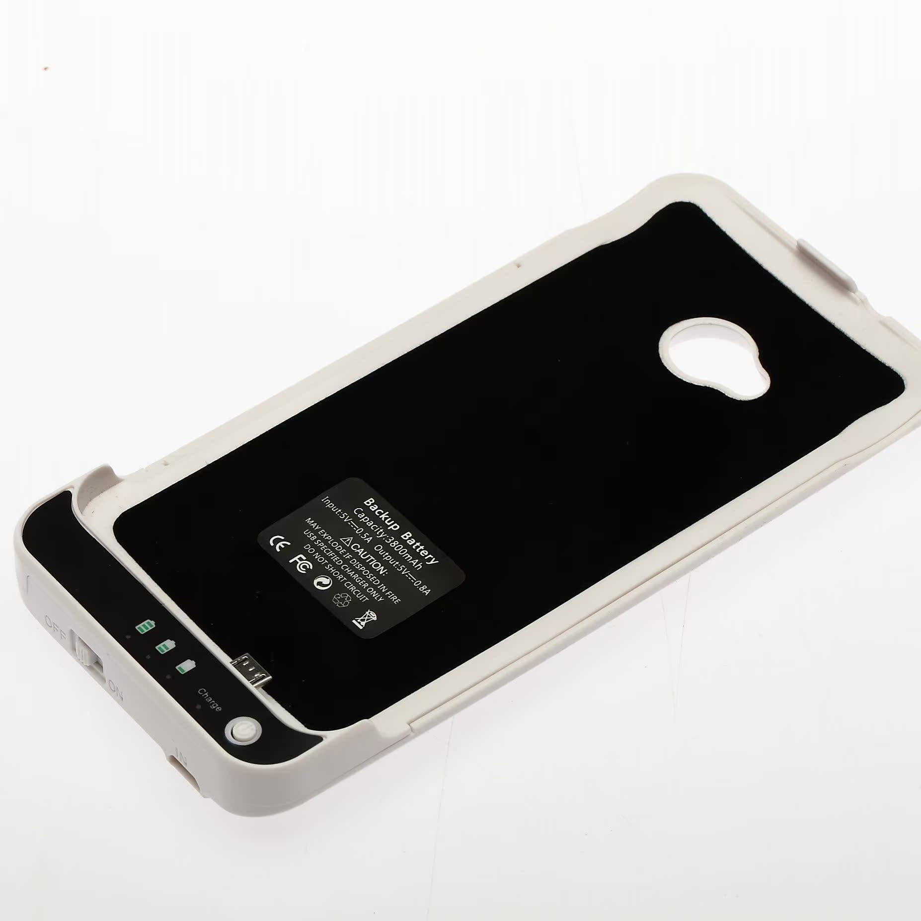 htc 802t手机套_正品HTC ONE M7背夹电池 802W手机移动电源802T\D充电宝保护壳套