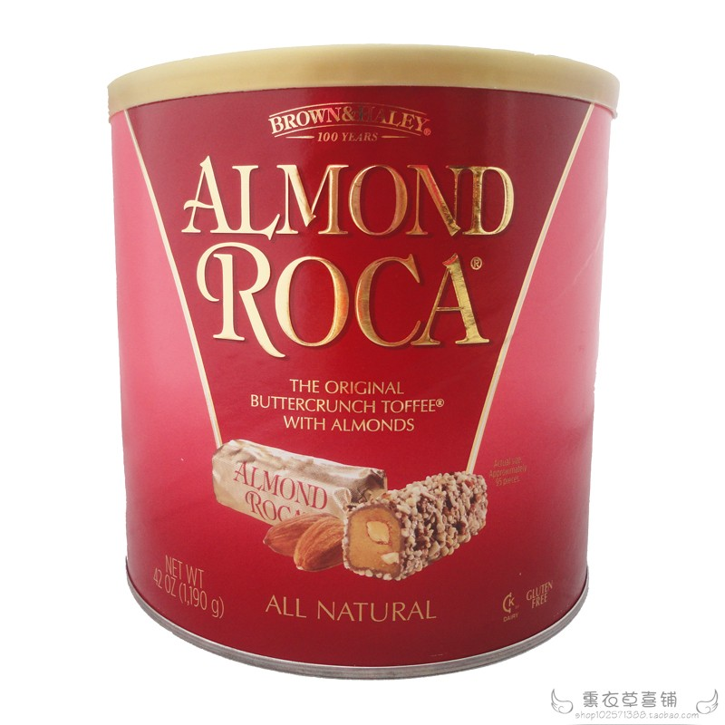 Almond roca - Lookup BeforeBuying