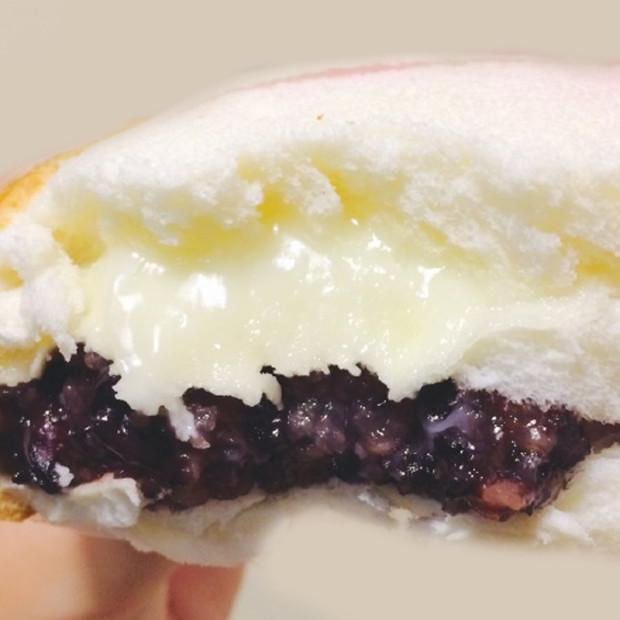 紫米面包110g*10个 黑米糯米奶油三明治奶酪沙拉切片夹心早餐包邮