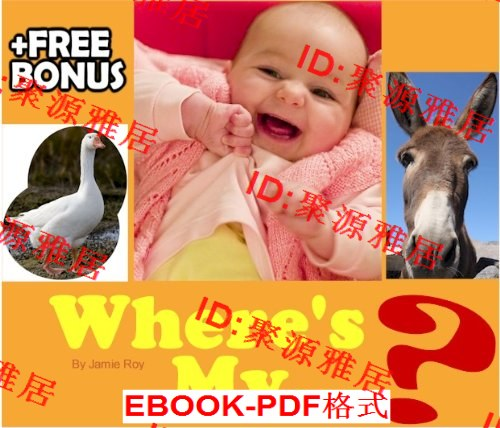 Where's My Donkey?: A Kids' Learn to Read Cute a