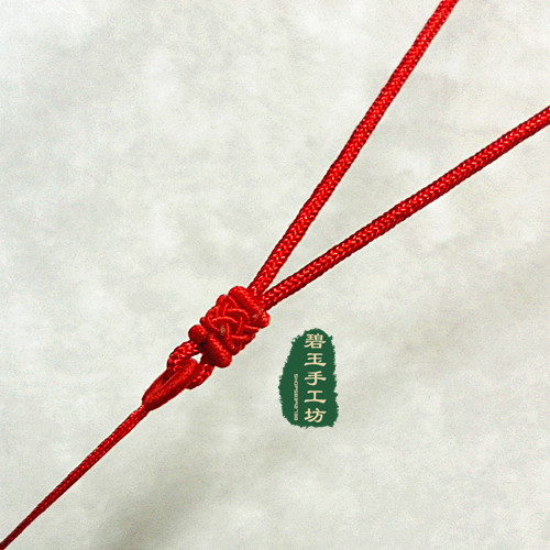 绳 项链绳 手工编织绳 线 玉器黄金水晶挂绳 手编绳 ...
