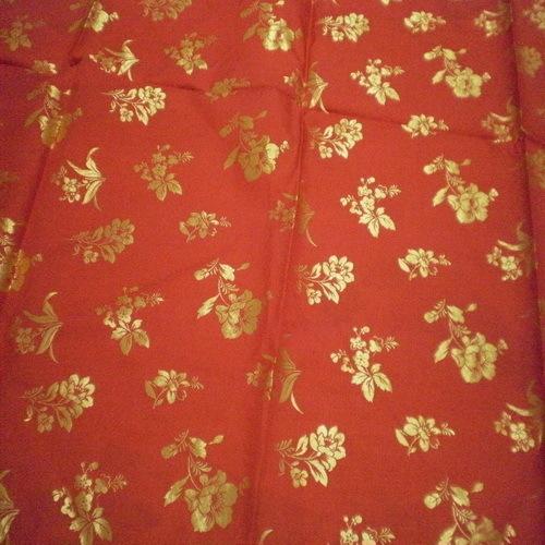 老款红绸缎被面图片_杭州丝绸床单丝绸被面床单被套7788商城__