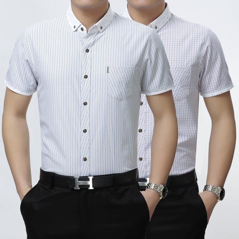 新郎希努尔entong2015伟志名鹰男装旗舰店正品商务休闲条纹衬衫