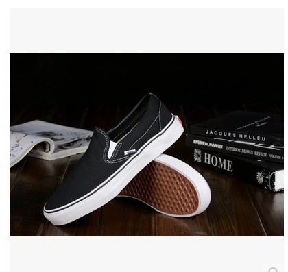 正品包邮VANS/万斯专柜同款经典款男女鞋懒人情侣鞋一脚蹬