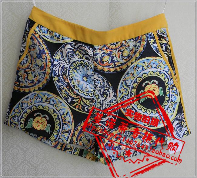 蔓诺蒂2015夏季新款套装裤子5206667B专柜正品代购原价299