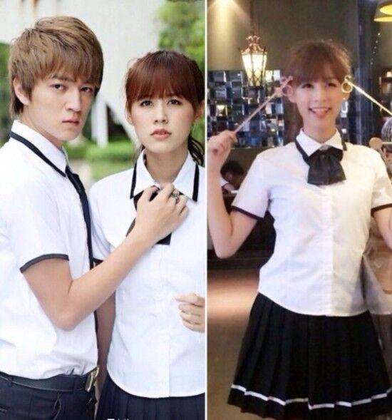 英伦学院派班服学生装韩国韩版校服jk制服短袖白衬衫男女款夏套装