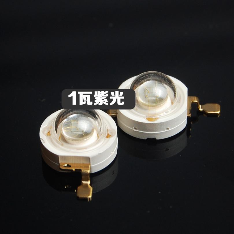 3瓦大功率RGB红黄绿LED灯珠批发12金线美国CREE科瑞芯片三色LED