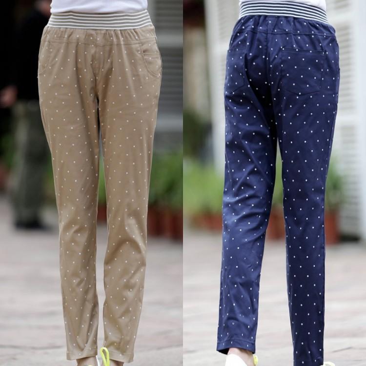少女牛仔长裤 16岁 少女休闲长裤