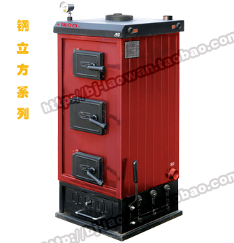 老万家用暖气采暖炉_家用取暖炉 老万锅炉燃煤炉 钢立方系列 地暖/暖气片通用