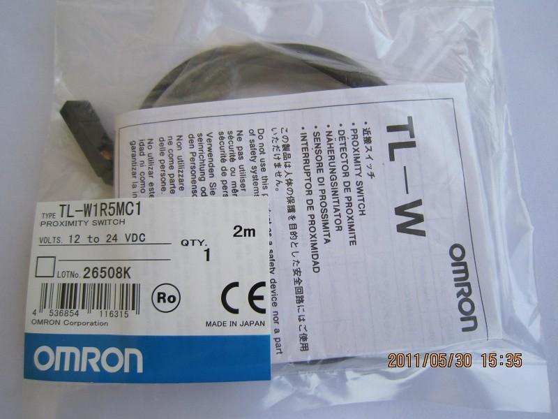 全新原装欧姆龙接近开关TL-W3MC1.TL-W3MC2.TL-W3MB1.TL-W5MC1