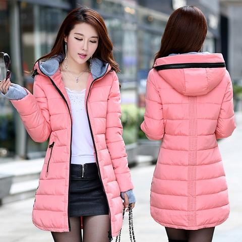 特价女装冬季棉衣中长款韩版修身加厚羽绒棉服大码外套清仓棉袄潮