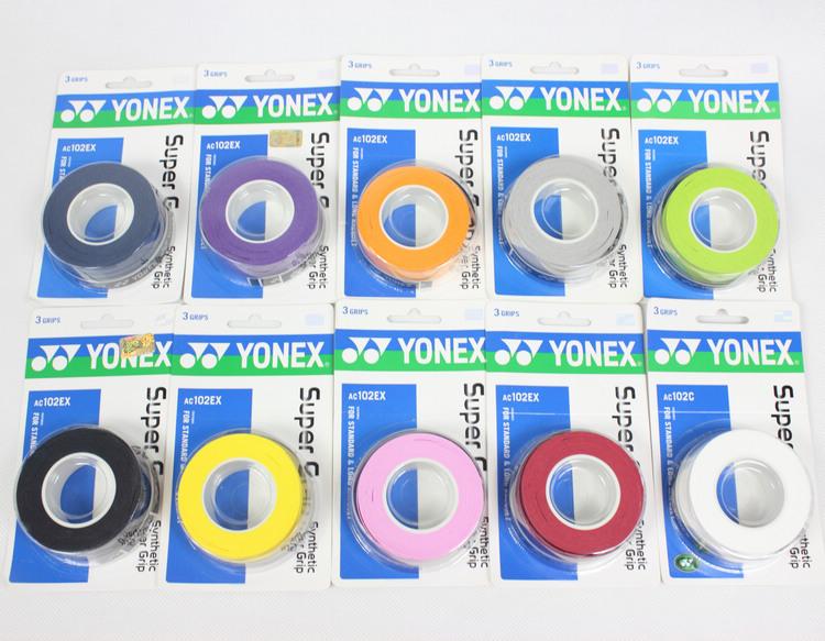 正品专卖*YONEX 102 AC102C AC 102EX手胶柄胶带吸汗带