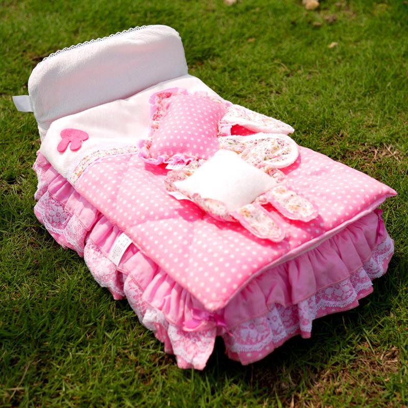 ... 古装床_芭比娃娃家具床_可儿娃娃古装床_芭比娃娃床