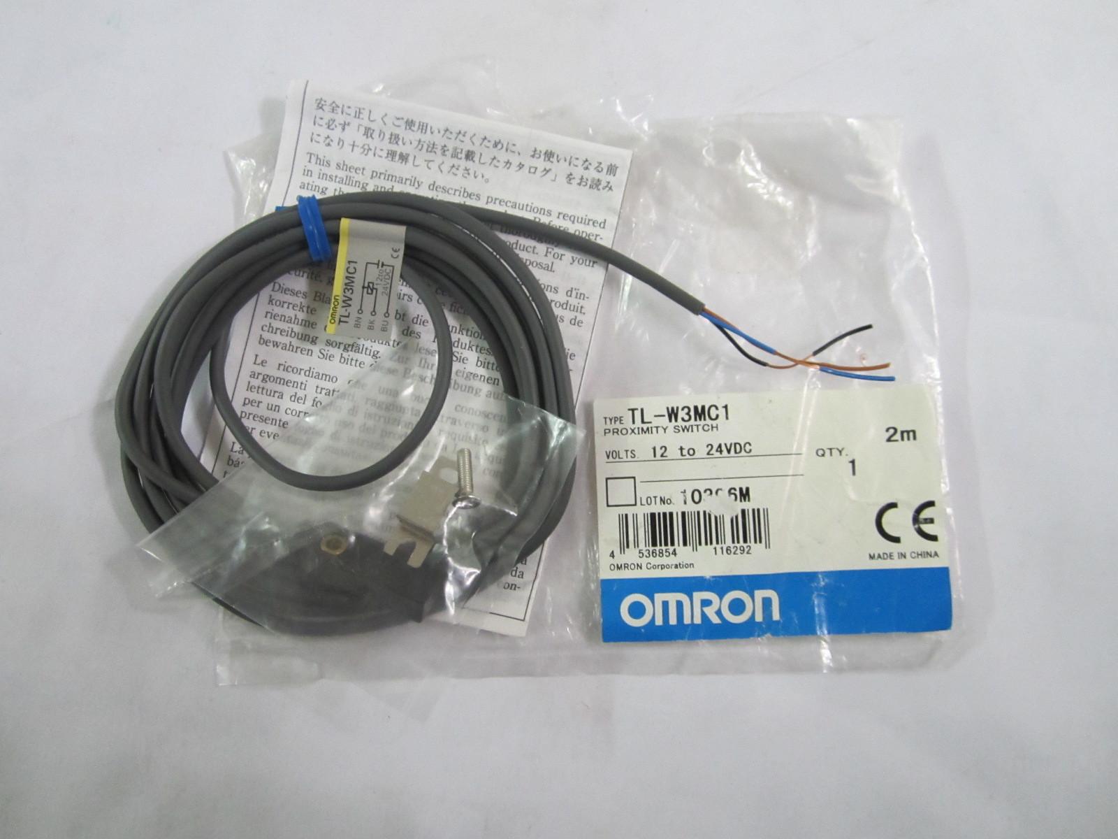 传感器传正品欧姆龙TL-W3MC1