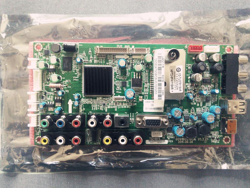 海尔栏杆lu4646rr3主板_海尔液晶电视液晶板_海尔图纸电源德亚机图片