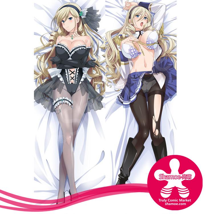 少女骑士物语抱枕 少女骑士物语斯莉亚
