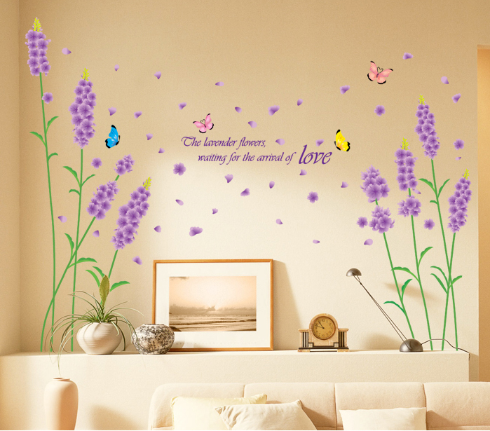 Wall Art Flowers Pictures :