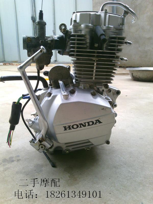 ... 发动机总成[欧二】普通摩托车通用 原装二手拆车件