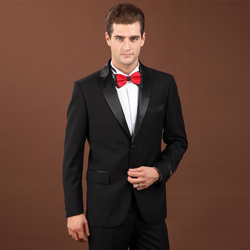保罗西服套装商务韩版修身男士休闲西装结婚礼服外套长袖潮男装