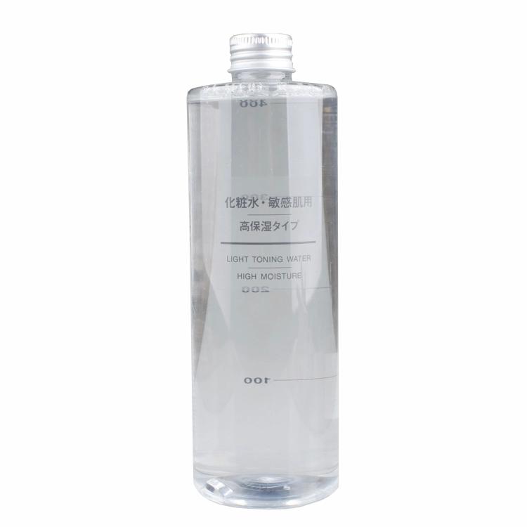 日本原装 MUJI无印良品敏感肌爽肤水补水400ML-高保湿