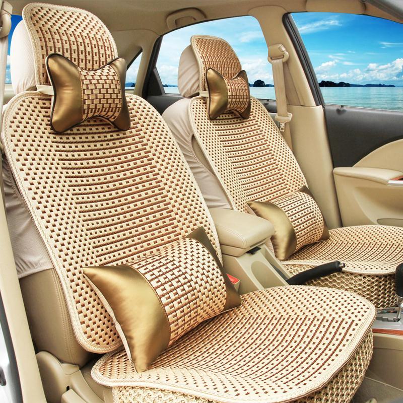 byd比亚迪S6四季通用坐套F3R秦速锐G3L3坐垫夏季冰丝汽车座套全包