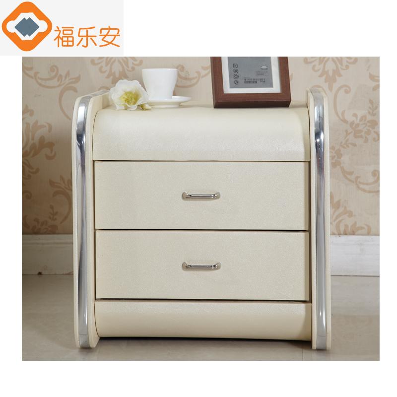 2014最新款床头柜 简约现代时尚储物柜 迷你床头柜组装柜特价