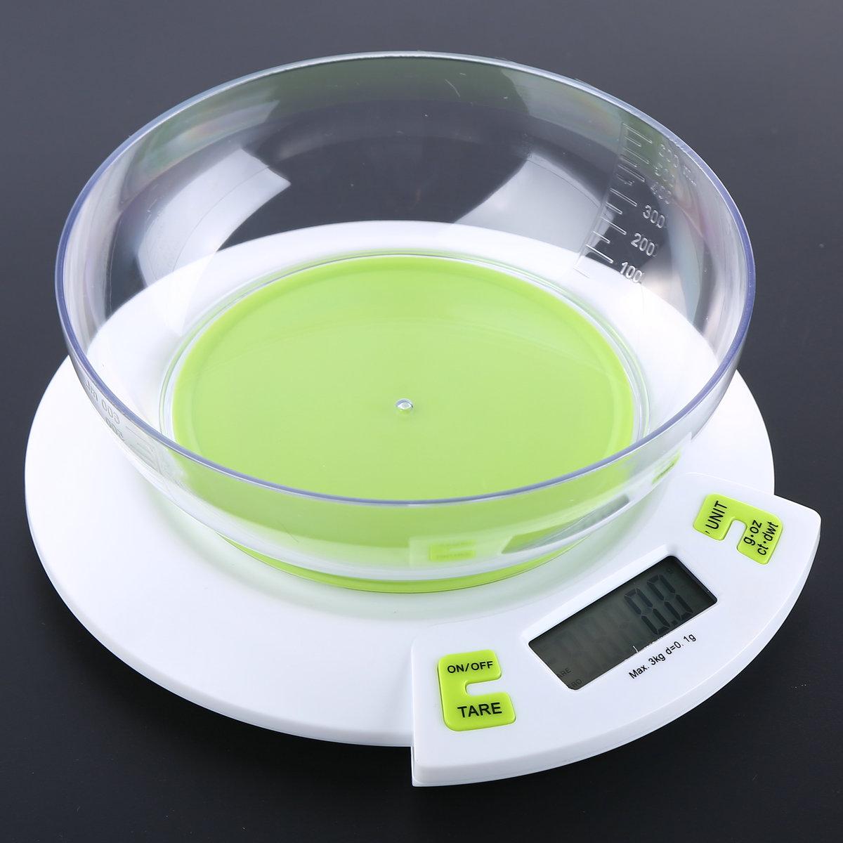 高精度家用厨房秤电子天平秤 0.1g克称蛋糕食物烘培秤中药材称1g