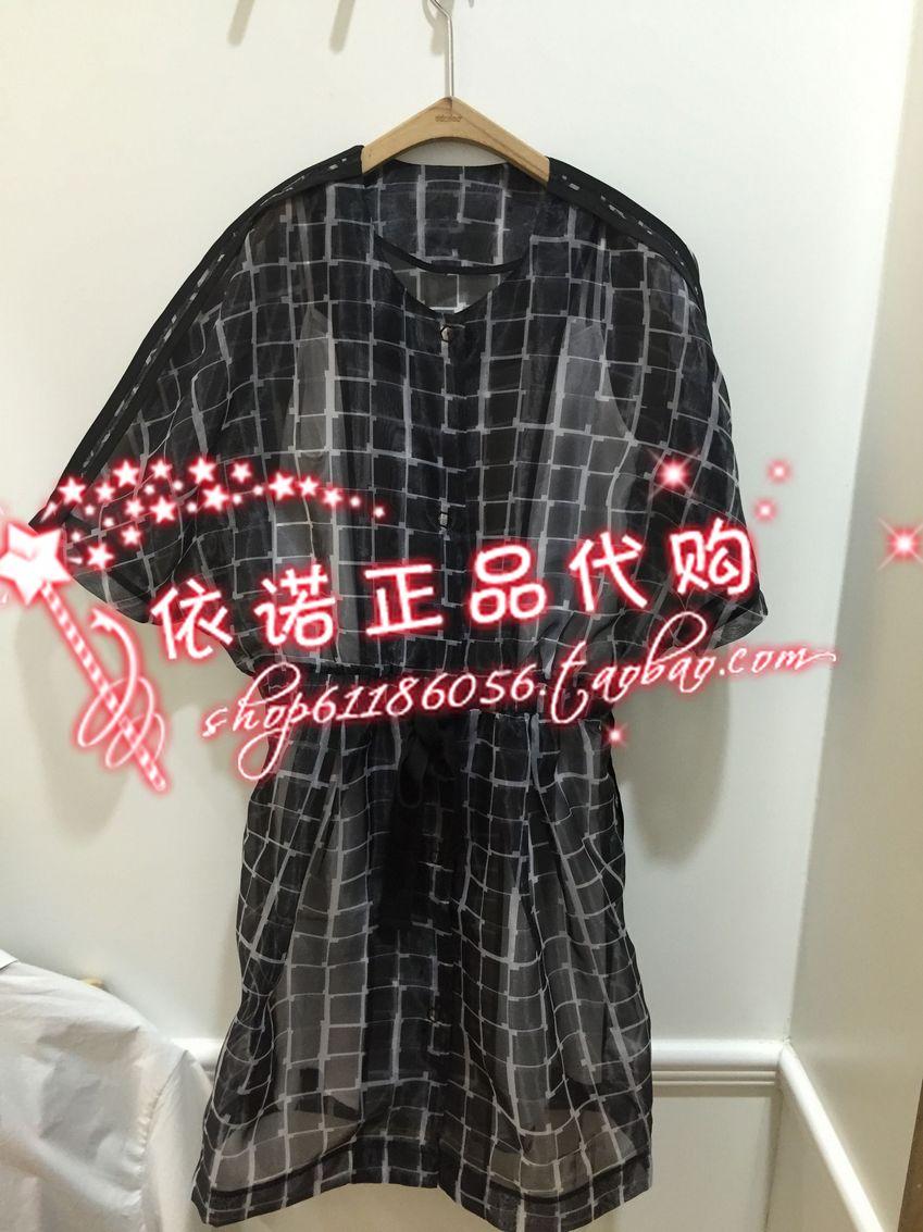 现货M皇冠正品代购old colour欧珂15年夏款 连衣裙F23101358-899