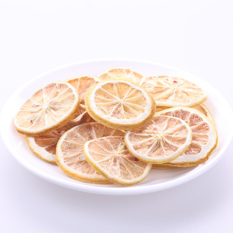 干柠檬片_