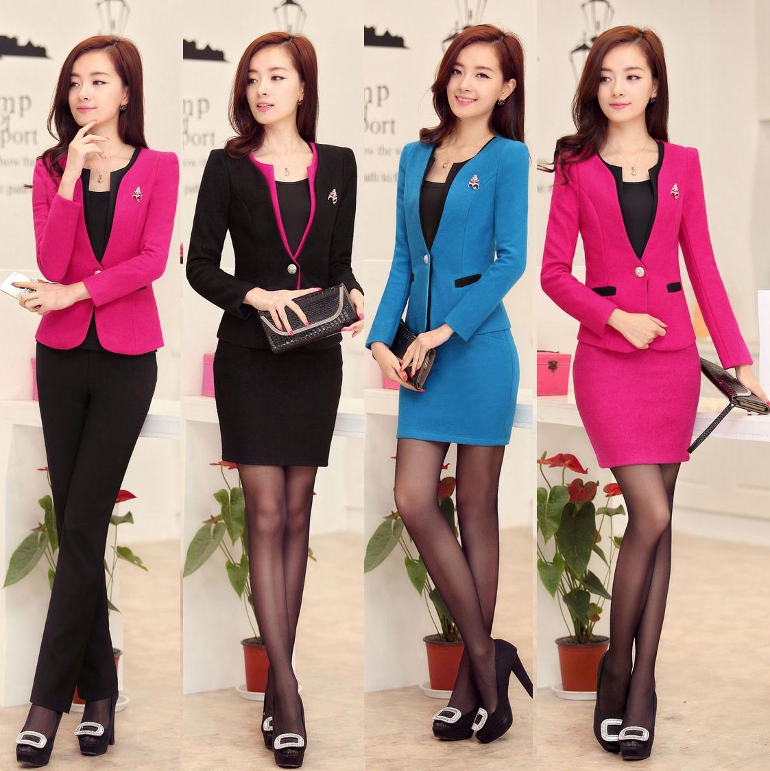 时尚女装_韩版时尚女装一阵韩潮来袭韩版时尚女装31