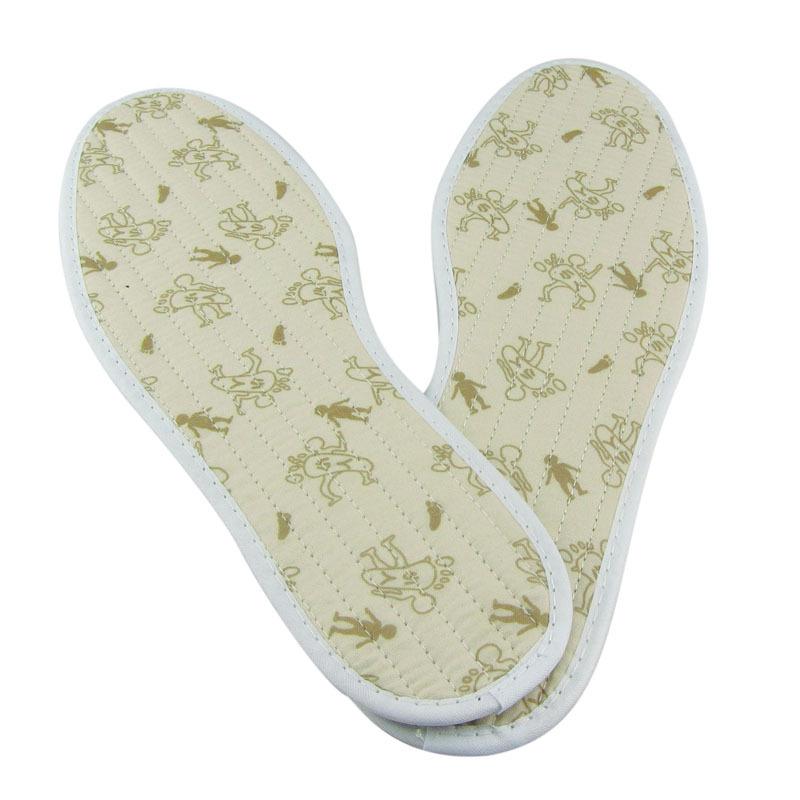 ... 喜婚庆本命年踩小小人鞋垫保暖男女保健祈福佳品