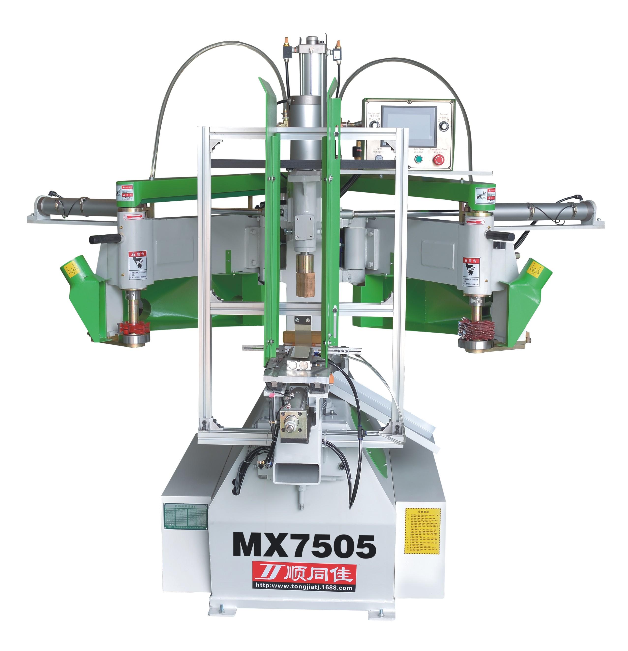 同佳专业木工仿形铣 双轴自动仿形镂铣机 全自动上下料仿形机