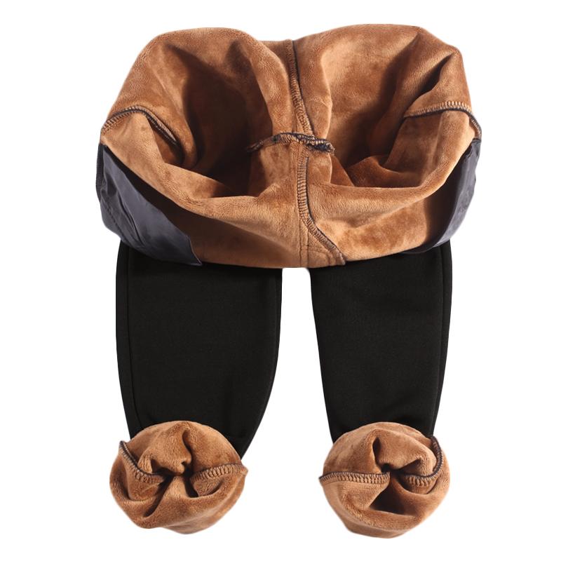 春秋外穿打底裤女薄款高腰铅笔裤显瘦胖mm大码女裤黑色弹力小脚裤