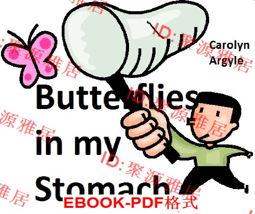 Butterflies in My Stomach: Funny Poems for Kids