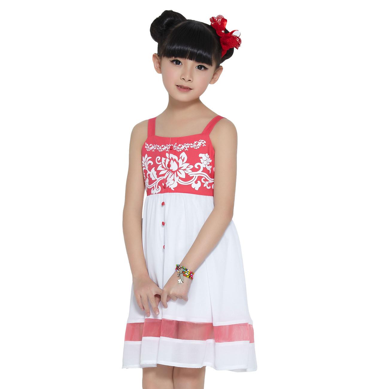12岁女孩夏装 连衣裙_女孩连衣裙 夏 10-12岁_