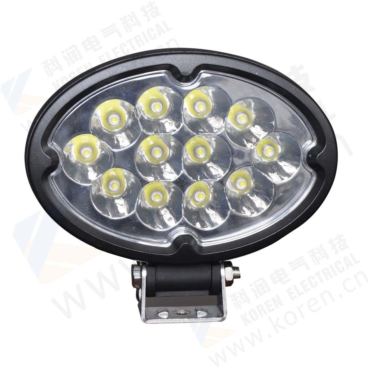 美国科瑞CREE灯珠LED工程工作灯越野车射灯汽车辅助灯车顶灯36W