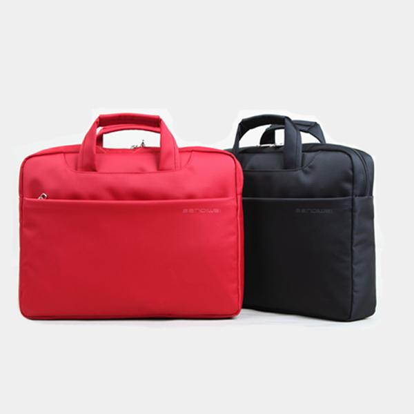 森迪威 手提电脑包14寸15.6寸 男女士 商务经典时尚 笔记本电脑包